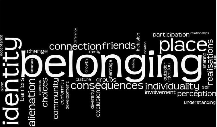 belonging poem 274 quotes have been tagged as belonging: f scott fitzgerald: 'that is part of the beauty of all literature you discover that your longings are univers.